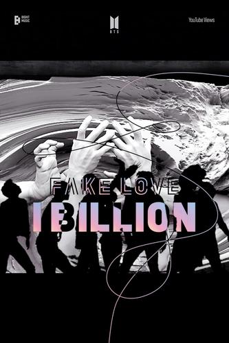 防弹《FAKE LOVE》MV优兔播放量破10亿