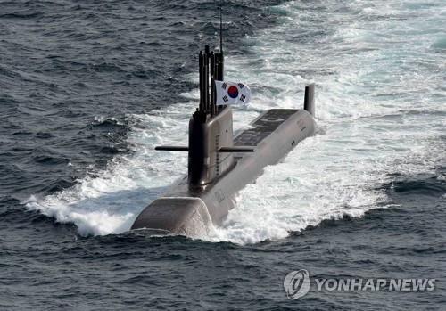 韩国3600吨潜艇开建 可装10根导弹发射管