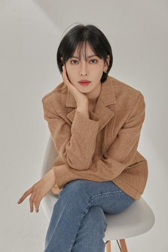 演员金素妍 J,WIDE-COMPANY供图(图片严禁转载复制)