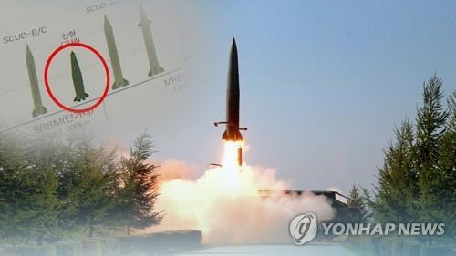 详讯:朝鲜向东部海域发射2枚弹道导弹