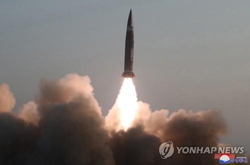 消息:朝鲜今发射两枚朝版伊斯坎德尔导弹