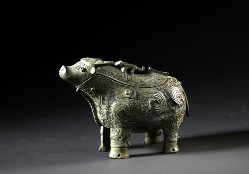 韩国国立中央博物馆举办中国古代青铜器特展