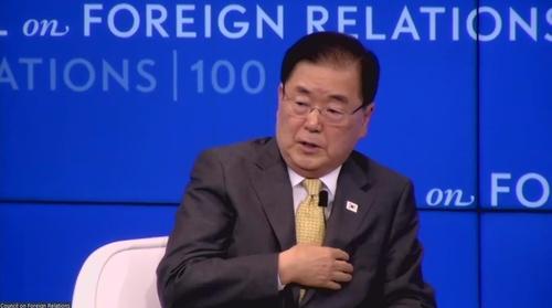 """韩外长:中国开展""""强势""""外交理所当然"""