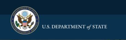 美国务院 韩联社/官网截图(图片严禁转载复制)