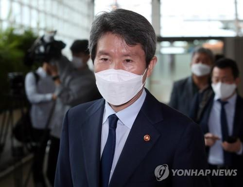 韩统一部长官吁朝重返对话推动合作发展