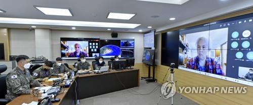 """韩国空军新设""""宇宙中心""""发展太空力量"""