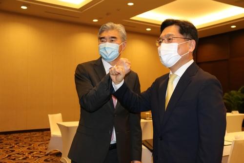 韩美对朝代表聚首印尼讨论半岛局势