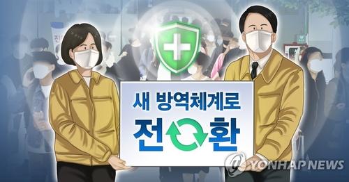 韩国下月将正式启动防疫机制转型