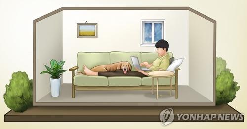 统计:韩国逾四成家庭为单人户