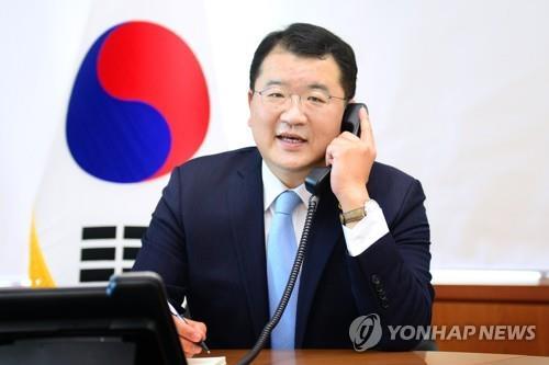 韩副外长与美国特使通话讨论伊核协议