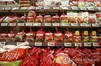韩泡菜贸易收支有望12年来首次实现顺差
