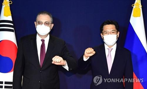 韩俄对朝代表本周将在俄举行会晤