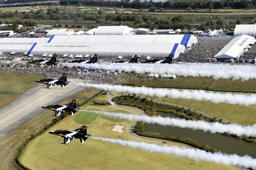 2021首尔国际航空航天展将于下周开幕