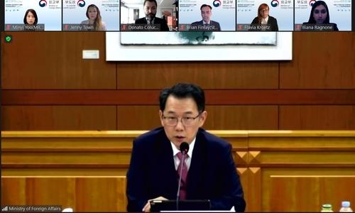 韩国获选联合国边境管理模范国家