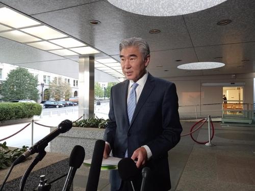 详讯:韩美对朝代表在华盛顿会晤共商终战宣言