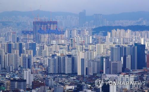 今年前三季首尔公寓价涨幅已超去年全年两倍