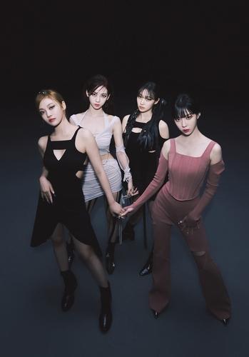女团aespa新辑销量突破50万张