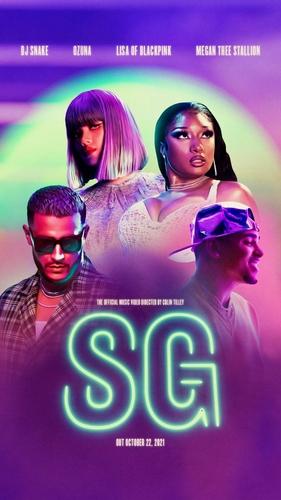 LISA和DJ Snake合作曲《SG》音源MV同步上线