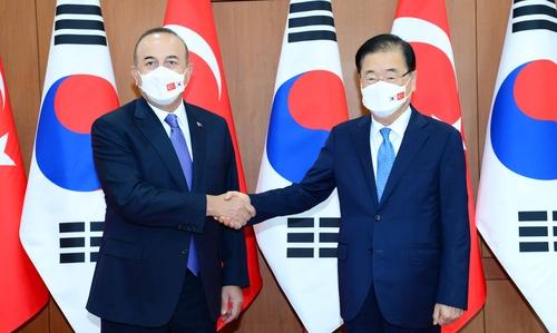 韩土外长在首尔举行会谈