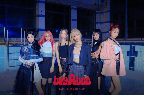 六人组女团bugAboo正式出道
