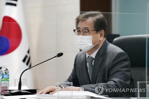 韩国安首长:尚难断定朝鲜近程导弹能否携带核弹头