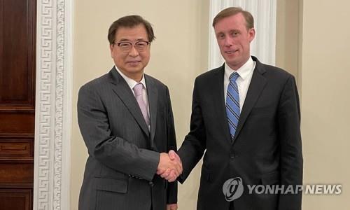 韩外交部:韩美正加紧协调终战宣言事宜