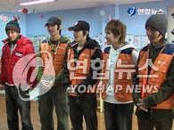 Super Junior志愿服务与残疾儿度过快乐时光