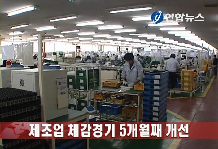 韩2月制造业景气指数小幅回升