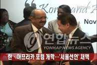 韩-非洲论坛开幕 通过《首尔宣言》