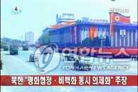 朝鲜:和平协定、无核化应同时成为议题