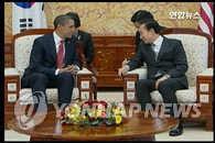 白宫:韩美自贸协定是奥巴马访韩的重点议题