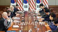拜登表示美国将继续站在韩国这一方