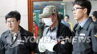 """韩检方起诉""""世越号""""船员 船长等4人被控杀人罪"""