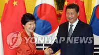 韩中首脑宣布韩中FTA谈判达成一致 大米被除外