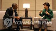 韩美首脑在京会晤 商定共同努力促朝鲜弃核