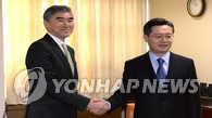 韩美日六方会谈团长会议明日在东京举行