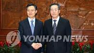 韩中朝核问题六方会谈团长在京举行会谈