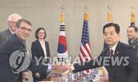 韩防长拟请求美方向韩转移韩国型战机开发所需技术