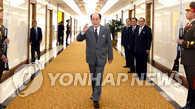 朝鲜高官金永南抵京 或访问非洲
