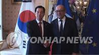 韩法防长商定共同磋商额外对朝制裁措施