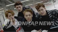 EXO《CALL ME BABY》MV在YouTube点击量破亿