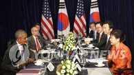 韩美首脑商定维持包括部署萨德在内的对朝威慑力