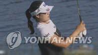 韩球手田仁智夺年度最低平均杆数的薇尔奖