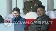 金正恩携夫人参观空军飞行大赛 一个月来9次视察部队