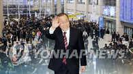 详讯:潘基文抵韩立志政改 彰显参选总统意愿