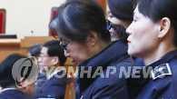 崔顺实承认与总统府秘书共用电邮审阅发言稿