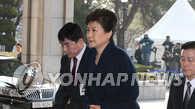 朴槿惠明出庭接受逮捕必要性审查