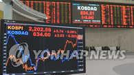 韩KOSPI时隔六年破2200点再刷年中新高