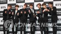 BTS入选《时代》全球25位最具影响力网红榜