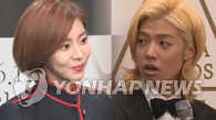 韩艺人U-IE和康男相恋3月分手
